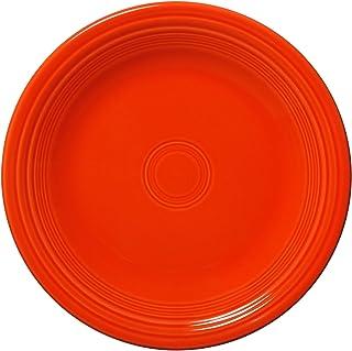 Fiesta Dinner Plate, 10-1/2-Inch, Poppy