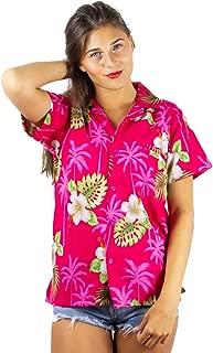 women's luau shirts