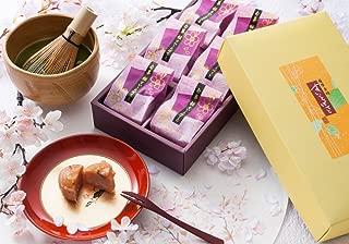 [創味菓庵] 濃厚しっとり桜スイートポテト 小 6個 国産 饅頭 ケーキ スイーツ [包装紙済]