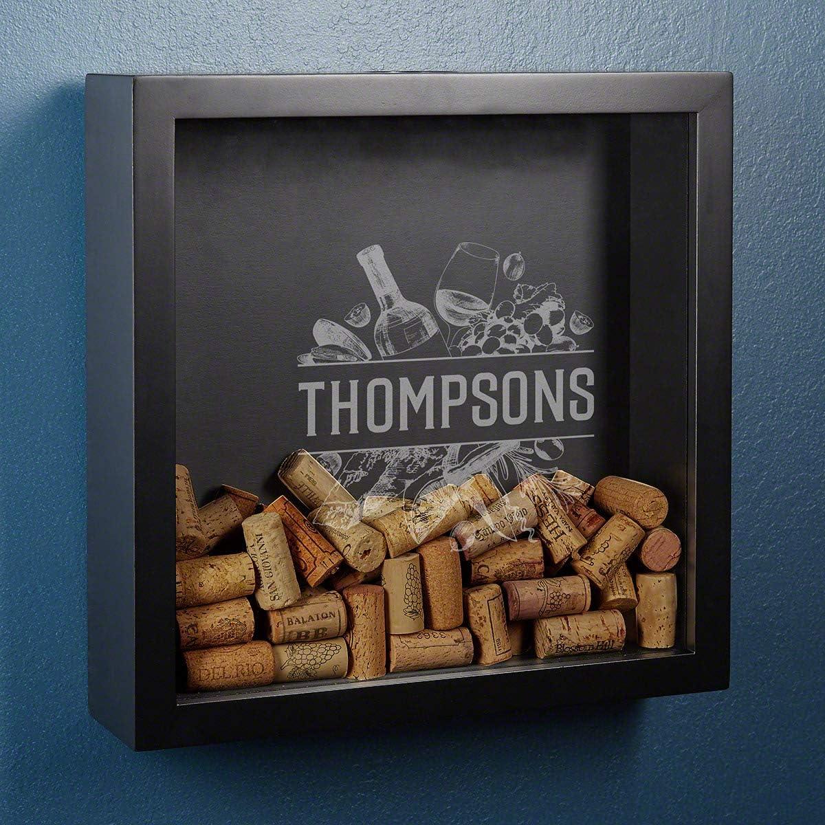 HomeWetBar Turley Custom Wine Cork Brand Cheap Sale Ranking TOP11 Venue Prod Box Personalized Shadow