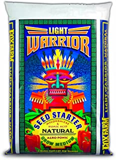 Hydrofarm Fox Farm FX14023 1-Cubic Foot Light Warrior Soilless Mix, Feet
