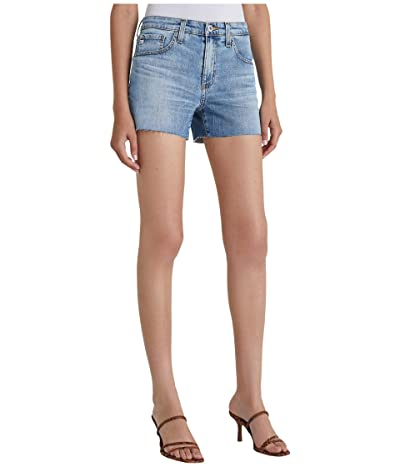 AG Adriano Goldschmied Hailey Cutoffs Shorts (20 Years Recovery) Women