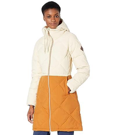 Burton Chescott Down Jacket (Creme Brulee/True Penny) Women
