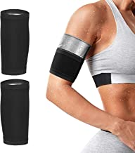 Rhino Valley Sweat Arm Trimmers, Sweat Arm Slimming Bands for Men and Women, Heat-Increase Sweat-Promotion for Weight Los...