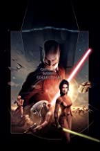 CGC Huge Poster - Star Wars Knights of the Old Republic Original XBOX PC - OTH241 (24