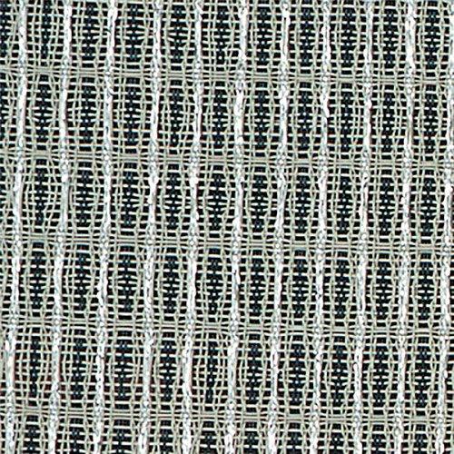 Fender Pre-Cut Grille Cloth, Black / Silver, 91 x 91 cm, rivestimento griglia frontale