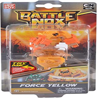Battle Nox Force for Boys,Yellow