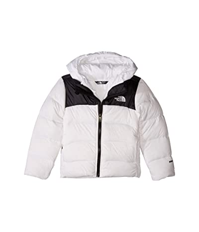The North Face Kids Double Down Triclimate(r) (Little Kids/Big Kids) (TNF White) Girl