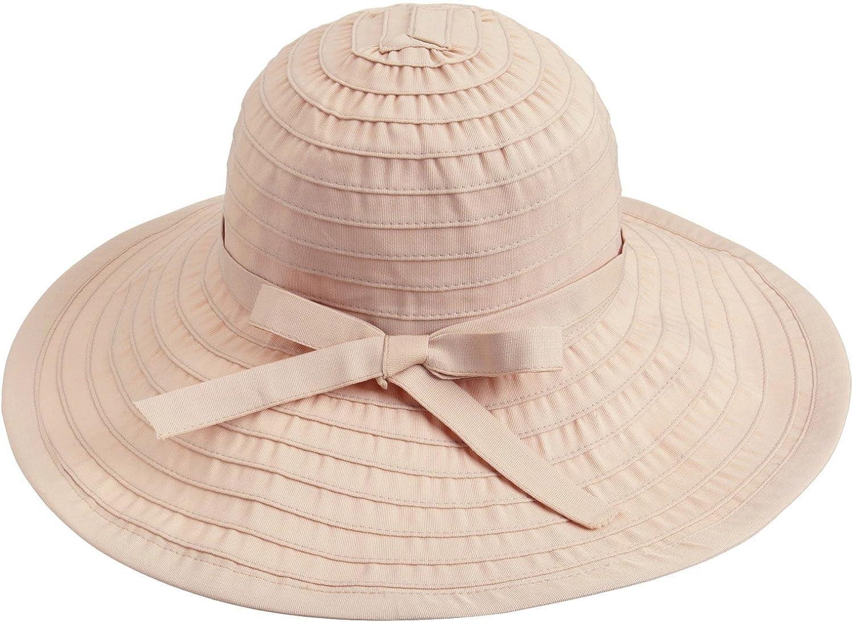 Women's UPF 50+ Sun Predection Summer Floppy Beach Hat