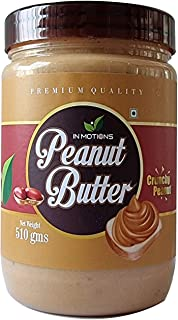 Inmotions Peanut Butter (Crunchy) (510G)