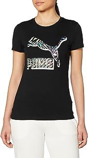 PUMA Women's CG Reg Fit Graphic T-Shirt