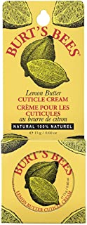 Burt's Bees Lemon Butter Cuticle Cream, 15g