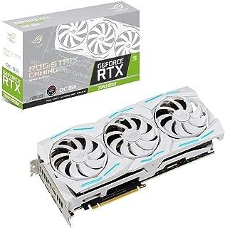ASUS NVIDIA RTX 2080 SUPER 搭載 トリプルファンモデル 8G ROG-STRIX-RTX2080S-O8G-WHITE-GAMING