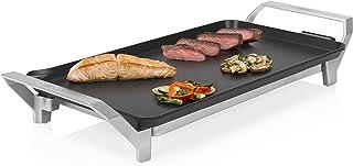 Plancha de Table, Princess, Surface de cuisson 23x43cm, Aluminium, 2000W