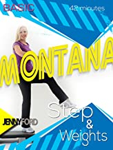 Montana Step and Weights: Jenny Ford