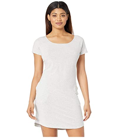 The North Face Loasis Tee Dress (TNF Light Grey) Women