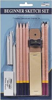 Pro-Art Beginner Sketch Set, Other, Multicoloured, 2.63 x 14.06 x 25.74 cm