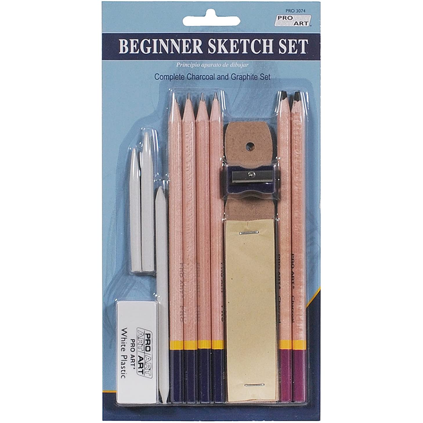 Pro Art Beginner Sketch Set-