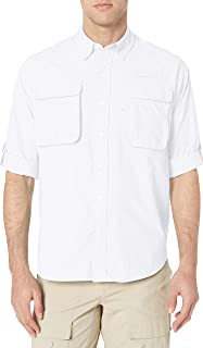 Amazon Essentials Men's Long-Sleeve Breathable Outdoor Shirt