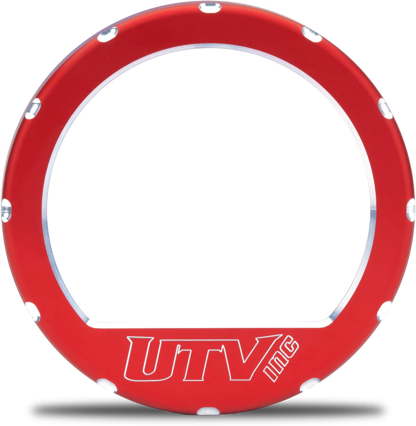 UTV INC Polaris RZR Red Cheap bargain Cheap bargain Aluminum Speedometer Billet Bez Anodized