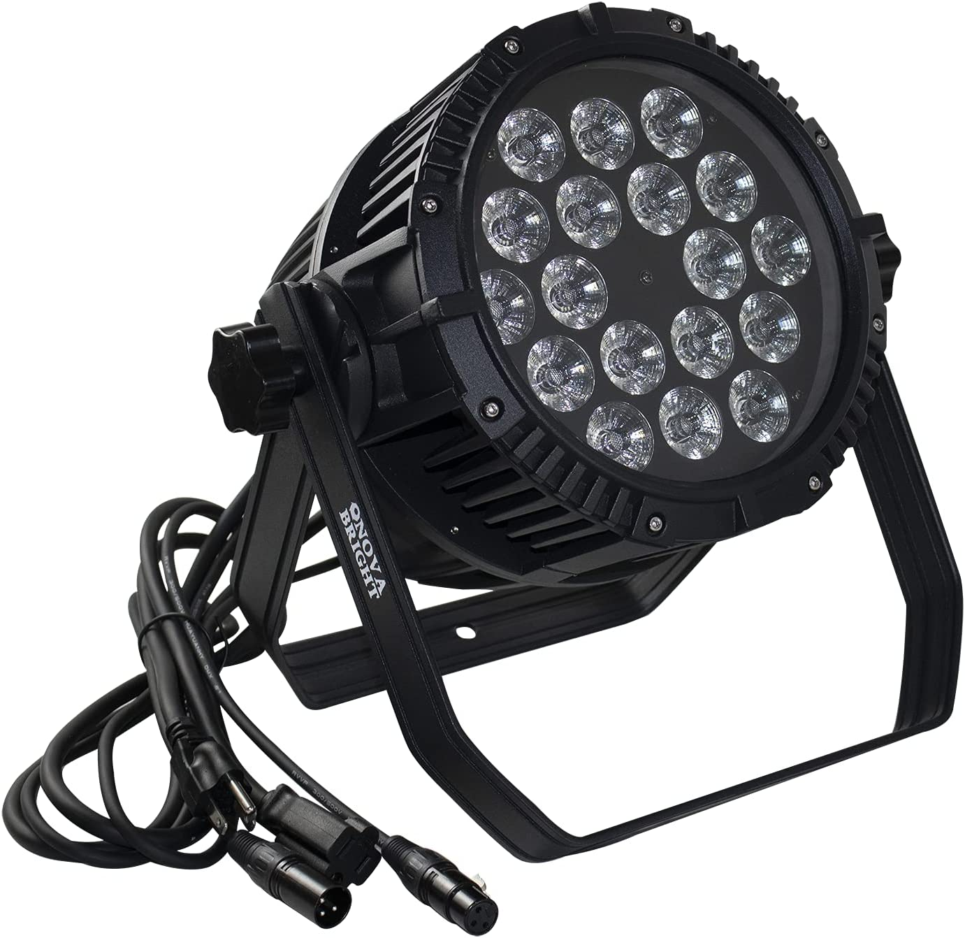18x18W RGB TriColor Financial sales sale sale 3in1 LED Professional IP65 Stage Outdoor
