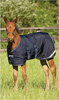 Horseware Amigo Foal Turnout Blanket 36 Navy