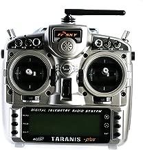 FrSky Taranis X9D Plus 2.4GHz Telemetry Radio & Aluminum Case Mode 2 Transmitter