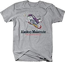 Proud Owner a Alaskan Malamute Dog (Progressive Sled Dog) Tshirt