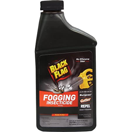 Black Flag 190255 32Oz Insect Fogger Fuel, 32 Ounce