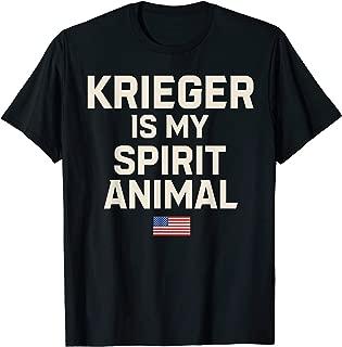 Krieger Is My Spirit Animal Shirt T-Shirt