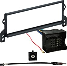 Metra 99-9302 Single DIN Dash Kit for Mini Cooper + Harness + Antenna Adapter
