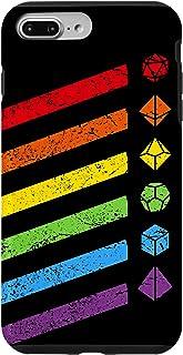 iPhone 7 Plus/8 Plus D20 Retro Dice Dungeon Accessory Game RPG Dragons Gift Case