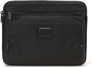 (トゥミ)TUMI 26164 DH Alpha SLG Medium Laptop Cover/ミディアム ラップトップ カバー/13インチのラップトップまで収納可能 Black/ブラック [並行輸入品]