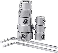 NATEE 8 Stück Tiefenanschlagringe Set, Stellungsregler Ring Tiefenbegrenzer Bohrer Ring..