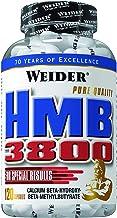 Weider HMB 3800 120 Capsules Estimated Price : £ 18,18