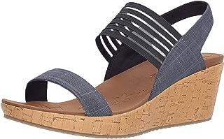 Cali Women's Beverlee Smitten Kitten Wedge Sandal