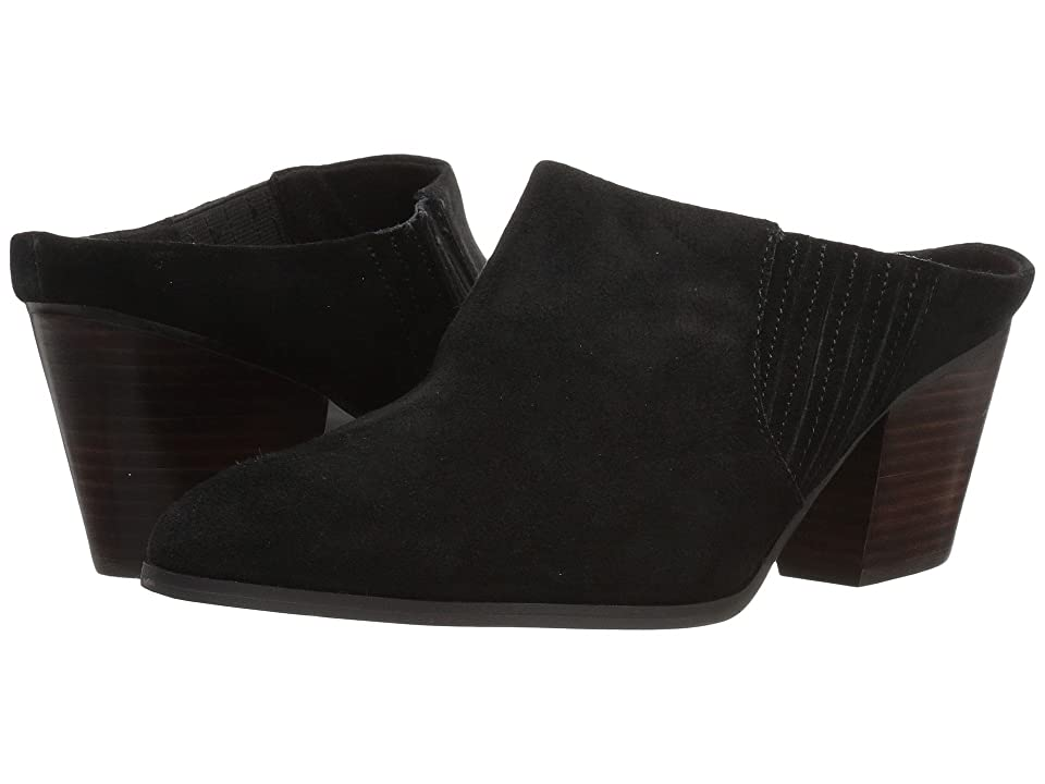 Bella-Vita Eden (Black Suede) Women