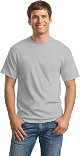Hanes Men's Comfortsoft 6 Pack Crew Neck Tee - Light...