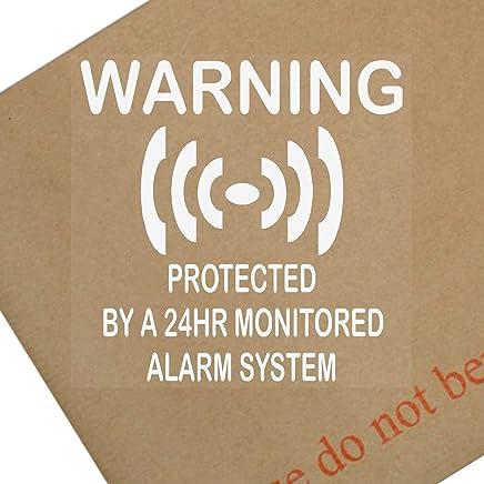 Amazon.es: cartel disuasorio alarma - Sistemas de seguridad ...