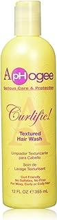 ApHogee Curlific Textured Hair Wash 12 FL OZ(355ml)