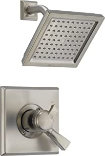 Delta Faucet T17251-SS-WE Dryden Monitor 17 Series Shower Trim, Stainless,