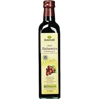 Alnatura Bio Aceto Balsamico di Modena, 500 ml