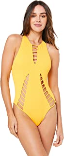 The Bondi Alchemist Women's Signature ONE Piece Swimsuit, Made from Recycled Fishing Nets