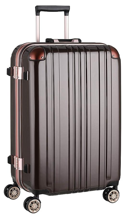 サービスどこでもペンススーツケース(LEGEND WALKER:レジェンドウォーカー)フレームタイプ 8輪ダブルキャスター 安心の1年保証 5122