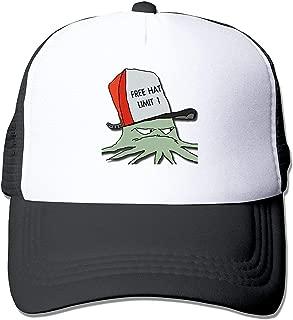 Cowboy Cap Squidbillies Hip Hop Trucker Hat for Adult