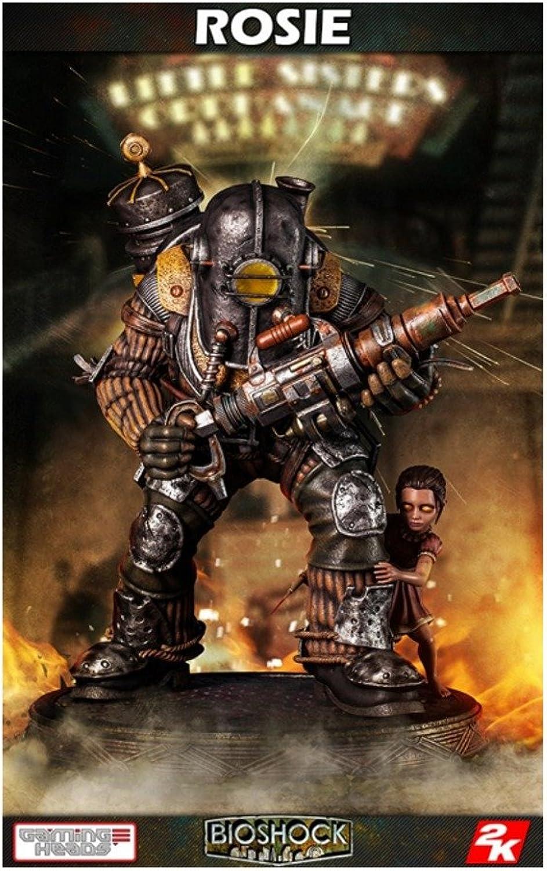 BioShock Infinite  Big Daddy - Rosie - Statue 1 4 [53cm]