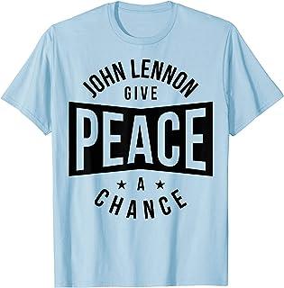 John Lennon - Give Peace a Chance T-Shirt