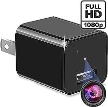 Spy Camera - Hidden Camera - Premium Pack - Best Spy Charger - 1080P Wide Angle - USB Hidden Camera - Hidden Spy Camera - Hidden Nanny Cam - Hidden Spy Cam - Hidden Cam - Surveillance Camera Full HD