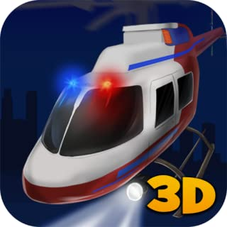 Police Helicopter Simulator 3D