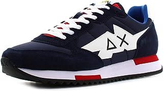 SUN 68 Z31118 Scarpe Uomo Sneakers Sportive Blu (Numeric_46)